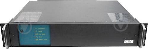 Источник бесперебойного питания (ИБП) Powercom KIN-1500AP RM (2U) - фото 6