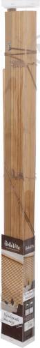 Жалюзи Bella Vita FC - 5006 бамбуковые  (2. 5 см) 120x160 см коричневая - фото 12