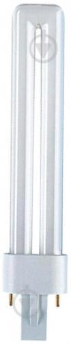 Лампа КЛЛ OSRAM DULUX S/E 11 Вт 2G7 4000 К 240 В 11W/840 - фото 2