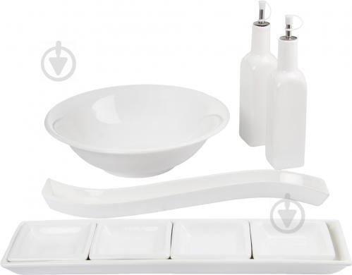 Набор форм для сервировки White 9 предметов - фото 12