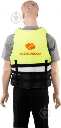 Жилет страховочный KOLIBRI 30-50 кг 34.001.50 - фото Жилет страховочный KOLIBRI 30-50 кг 34.001.50 - фото 7