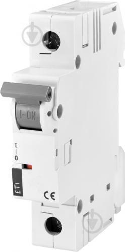 Автоматический выключатель ETI ST-68 1p C 20А (4,5 kA) 2181317 - фото 2