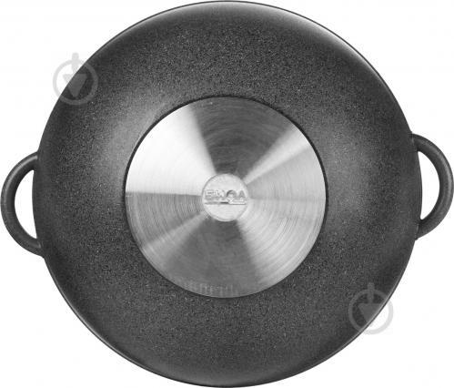 Сковорода wok Базальт 30 см Биол - фото 8