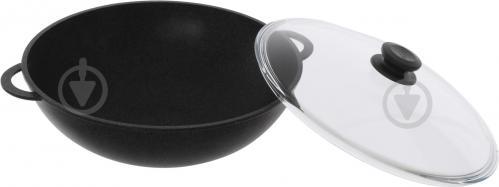 Сковорода wok Базальт 30 см Биол - фото 9