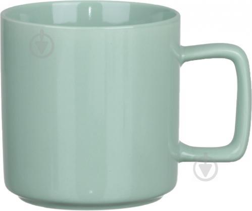 Чашка Fresh Color 330 мл зеленый Happy Go - фото 3