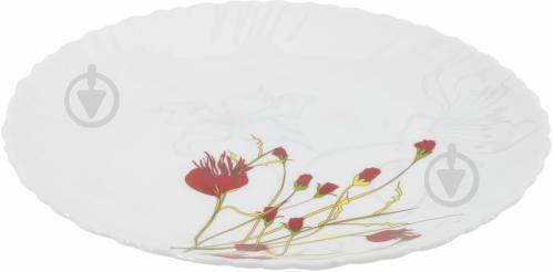 Тарелка десертная Шиповник 21,5 см Santorin - фото 4
