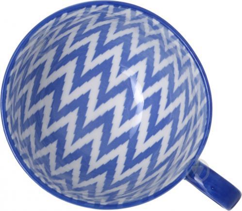Чашка для чая Mix & Match A130523 450 мл BLUE - фото 4