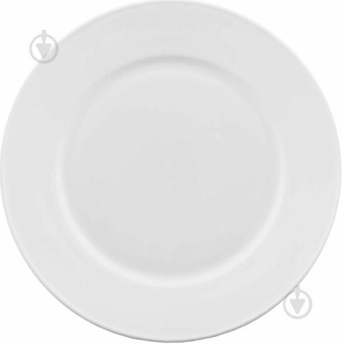 Тарелка десертная белая 19 см UP! (Underprice) - фото 4
