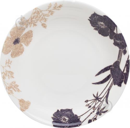 Тарелка суповая Golden Violet 20,5 см Auratic - фото 3