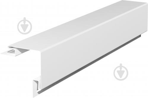 Угол наружный VOX 3,05 м белый SV-12 - фото 2