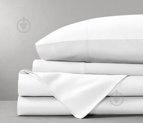 Комплект постельного белья KBJSW01 Jefferson Sateen 1,5 евро белый Boston - фото 4