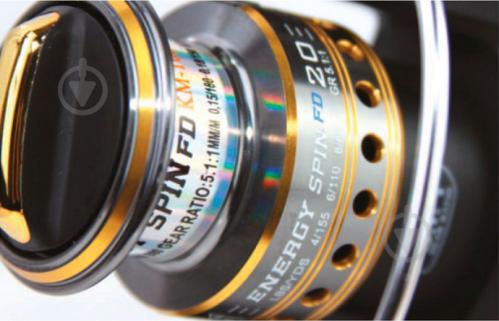 Катушка Mistrall Energy Spin FD20 5+1BB - фото 5