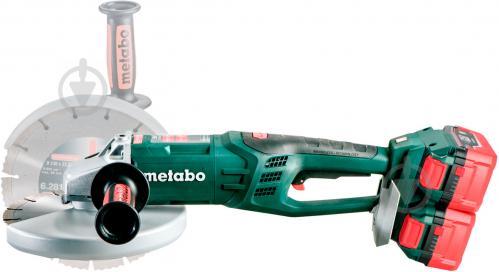 Болгарка (угловая шлифмашина) Metabo WPB 36-18 LTX BL 613102840 - фото 7
