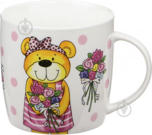 Чашка с игрушкой Медвежонок 320 мл 21-272-038 Keramia - фото 5