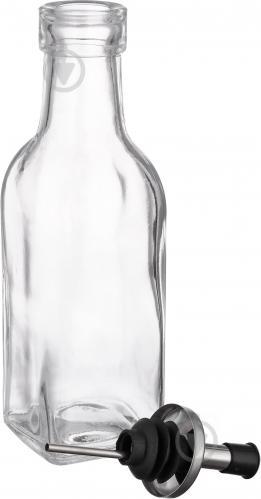 Бутылка для масла с дозатором 200 мл 19,2 см - фото Бутылка для масла с дозатором 200 мл 19,2 см - фото 4