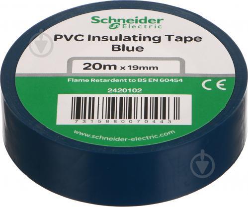 Изолента Schneider Electric ПВХ 2420102 - фото Изолента Schneider Electric ПВХ 2420102 - фото 2
