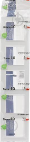 Рамка пятиместная Simon SIMON10 универсальная белый CR5/11 - фото Рамка пятиместная Simon SIMON10 универсальная белый CR5/11 - фото 6