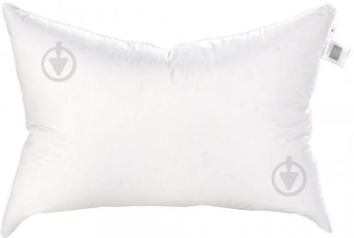 Подушка №153 Luxury Exclusive пуховая упругая 60x60 см MirSon - фото 4