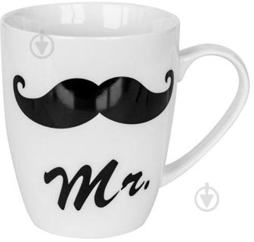 Чашка Mr. 360 мл 21-272-051 Keramia - фото 3