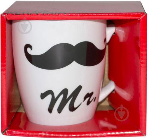 Чашка Mr. 360 мл 21-272-051 Keramia - фото 4