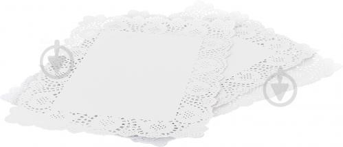 Салфетки кондитерские Ажур 30х40 см 12 шт. - фото 5