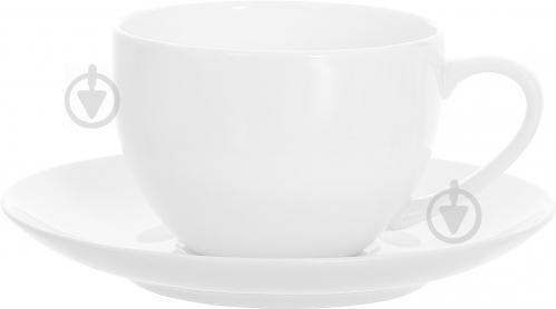 Чашка с блюдцем Perfect Coupe 100 мл - фото 6