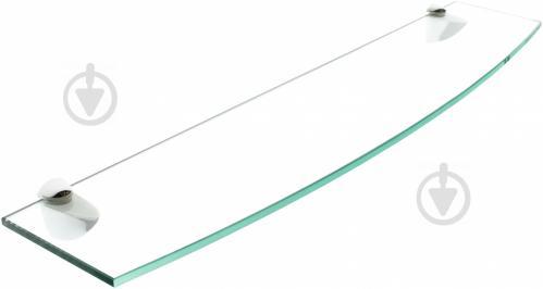 Полочка стеклянная АС 21 900x150x8 мм - фото 5