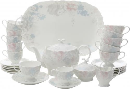 Сервиз для чая Flower Terrace 28 предметов на 6 персон Narumi - фото 15