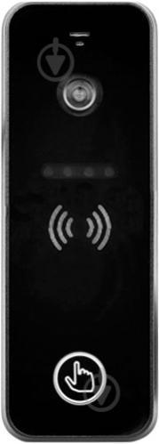 Вызывная панель Tantos iPanel 2 outdoor panel 110 degre Black - фото 6