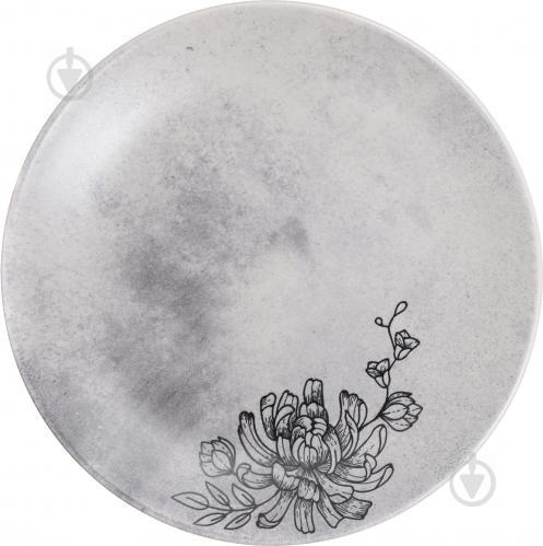 Тарелка обеденная Gray 26 см Matceramica - фото 4