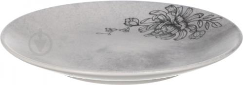 Тарелка обеденная Gray 26 см Matceramica - фото 5