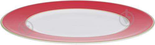 Тарелка подставная Emotion 27 см красная Auratic - фото 4