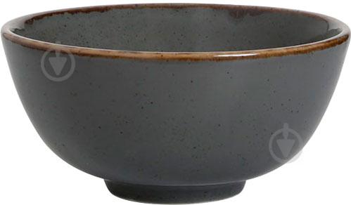 Салатник Seasons 13 см 335 мл серый 04ALM002457 Porland - фото 2