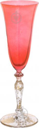Набор бокалов для шампанского Allegro 6 цветов 104836 CreArt - фото 9