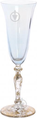 Набор бокалов для шампанского Allegro 6 цветов 104836 CreArt - фото 11