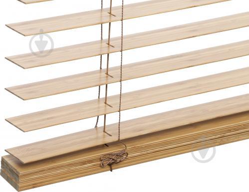 Жалюзи Bella Vita FC-5006 бамбуковые (5 см) 80x160 см коричневая - фото Жалюзи Bella Vita FC-5006 бамбуковые (5 см) 80x160 см коричневая - фото 11