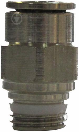 "Фитинг-переходник CAMOZZI S6510 1/4 "" 10 мм - фото 249468_1.jpeg"