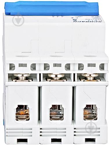Автоматический выключатель Schrack 3P С 20А (6кА) AM617320-- - фото 7