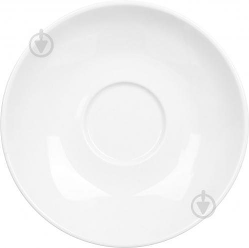 Чашка с блюдцем Horeca Columbia 200 мл (F2119+F1982) Alt Porcelain - фото 8
