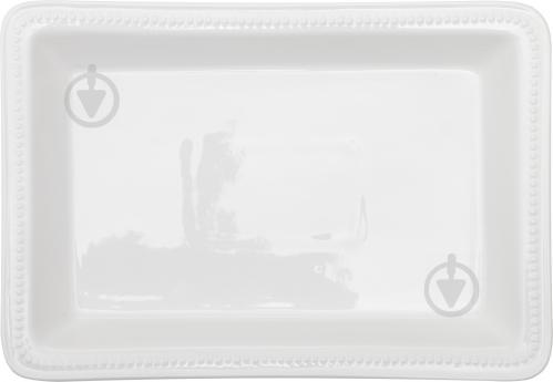 Форма для запекания White 29,5x20x4,5 см - фото 4
