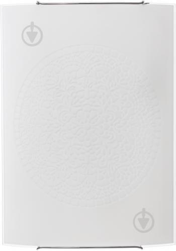 Светильник настенно-потолочный Nowodvorski ROSETTE mat 3 1x100 Вт E27 белый матовый 5694 - фото 4