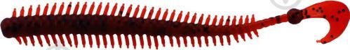 Слаг Nomura Sensum Worm 100 мм 12 шт. 007 bloody red NM72200710 (NM72200710) - фото 2