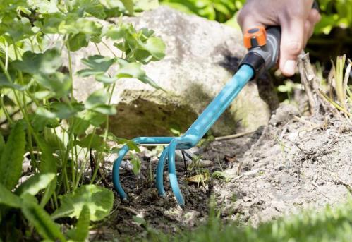 Разрыхлитель садовый Gardena 08921-20 - фото 4