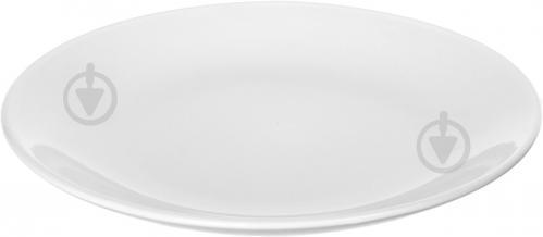 Тарелка обеденная White 20 см - фото 4