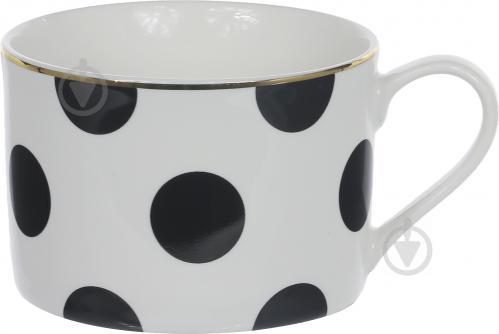 Чашка с блюдцем Горох 220 мл Lefard - фото 5