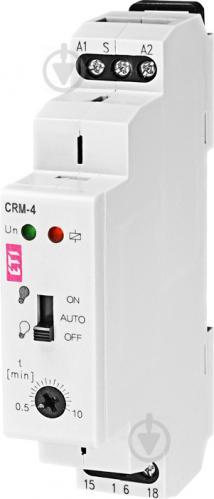 Реле управления лестничным освещением ETI CRM-4 230V - фото 2