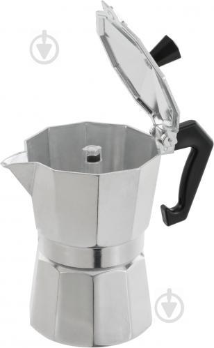 Кофеварка гейзерная на 3 чашки 270-03 - фото 7