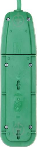 Комплект Nilson удлинитель + тройник с заземлением 3 гн. зеленый 2 м - фото Комплект Nilson удлинитель + тройник с заземлением 3 гн. зеленый 2 м - фото 10