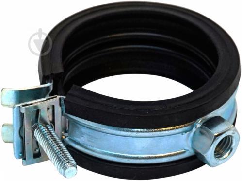 Хомут с резиновым вкладышем Flash М8 32 - 35 мм - фото 4
