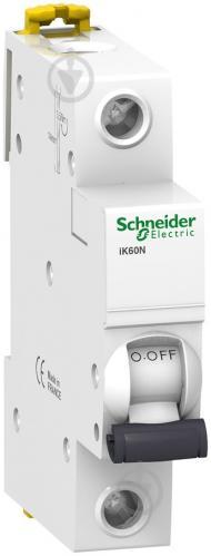 Автоматический выключатель Schneider Electric iK60 1P 50 A C A9K24150 - фото Автоматический выключатель Schneider Electric iK60 1P 50 A C A9K24150 - фото 2